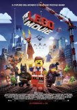 The Lego Movie: la locandina italiana