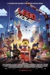 The Lego Movie: la locandina italiana