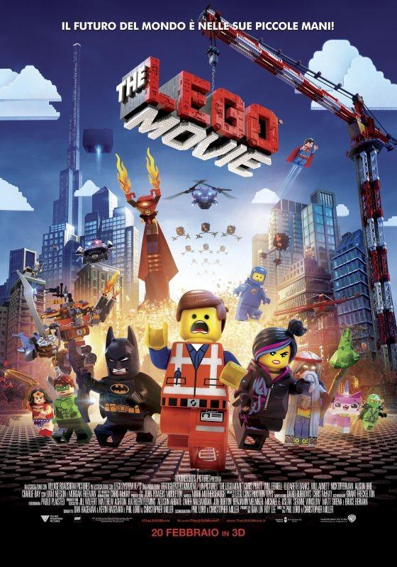 The Lego Movie La Locandina Italiana 293943