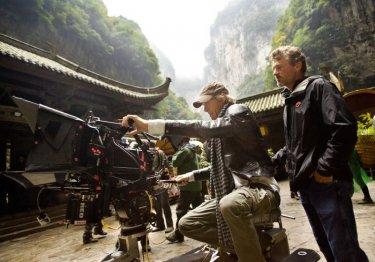 Transformers: Age of Extinction: Michael Bay dietro la macchina da presa