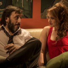 Un fantastico via vai: Chiara Mastalli in una scena con Massimo Ceccherini