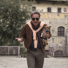 Un fantastico via vai: Giorgio Panariello in una scena del film