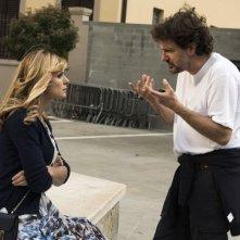 Un fantastico via vai: Leonardo Pieraccioni con Serena Autieri in una scena