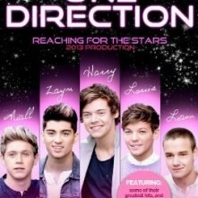 One Direction: Reaching For The Stars: la locandina del film