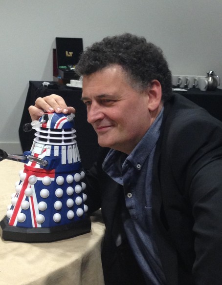 Steven Moffat Alla Doctor Who Official 50Th Celebration 294096