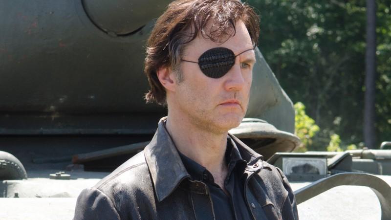 The Walking Dead David Morrissey Nell Episodio Indietro Non Si Torna 294087