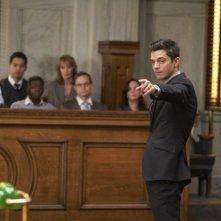 Un ragionevole dubbio: Dominic Cooper in tribunale