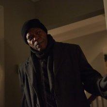 Un ragionevole dubbio: Samuel L. Jackson in una scena del film