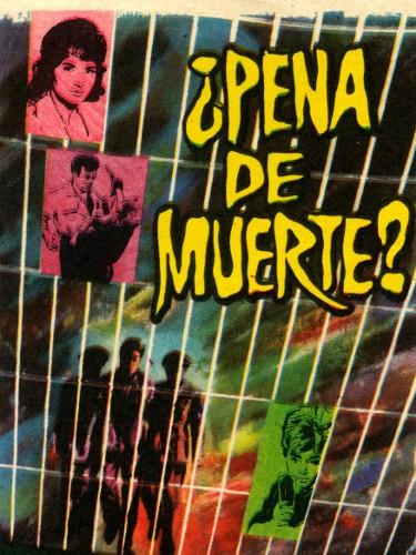 A Pena De Muerte La Locandina Del Film 294187