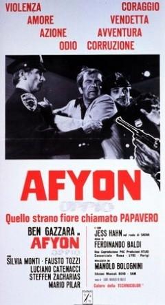 Afyon Oppio La Locandina Del Film 294212