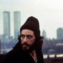 Al Pacino in una immagine del film Serpico (1973)