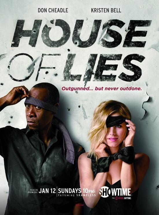 House Of Lies Un Poster Promozionale Della Stagione 3 294185
