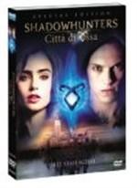 La Copertina Di Shadowhunters Citta Di Ossa Special Edition Dvd 294172
