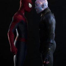 The Amazing Spider-Man 2: Andrew Garfield a confronto con Jamie Foxx