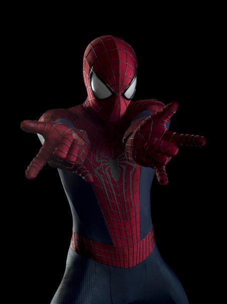 The Amazing Spider Man 2 Andrew Garfield Lancia Ragnatele 294138