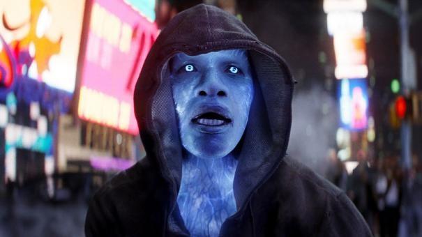The Amazing Spider Man 2 Irriconoscibile Jamie Foxx Nei Panni Di Electro 294131