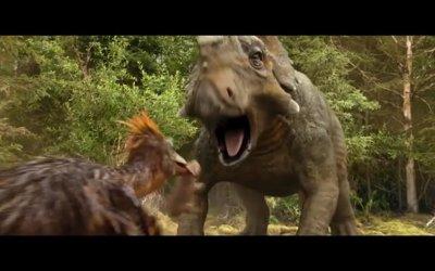 Trailer Italiano 2 - A spasso con i dinosauri