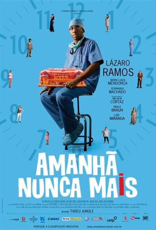 Amanh Nunca Mais La Locandina Del Film 294296