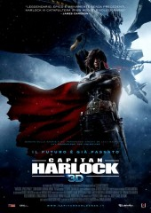 Capitan Harlock in streaming & download