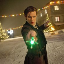 Doctor Who: Matt Smith nello speciale natalizio The Time of the Doctor