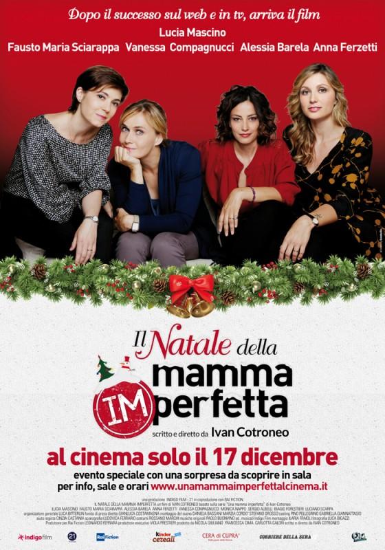 Il Natale Della Mamma Imperfetta La Locandina Del Film 294233