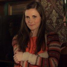 Louise Brealey in un'immagine della stagione 3 di Sherlock