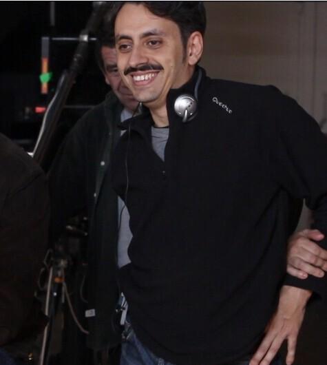 Massimo Coglitore Sul Set 294253