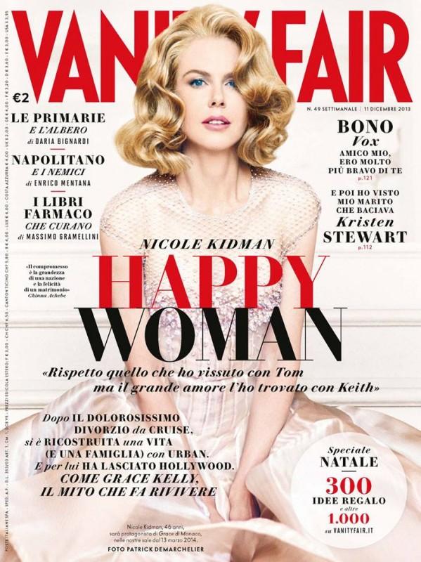 Nicole Kidman In Cover Su Vanity Fair Italia Dicembre 2013 294280