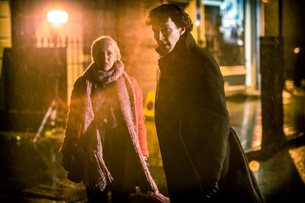 Sherlock Amanda Abbingotn In Un Immagine Della Terza Stagione Della Serie 294267