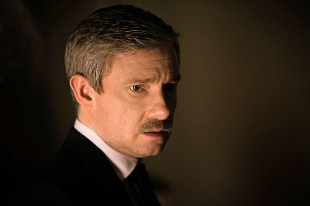 Sherlock Martin Freema In Un Immagine Della Terza Stagione Della Serie 294270