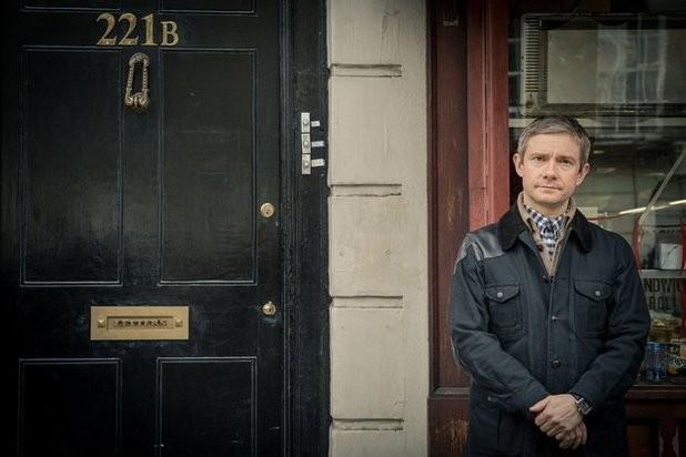 Sherlock Martin Freema In Un Immagine Promozionale Della Stagione 3 294304