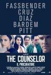 The Counselor - Il procuratore: la locandina italiana