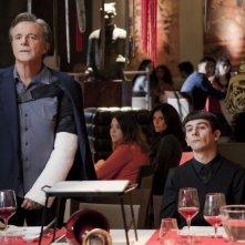Colpi di fortuna: Christian De Sica e Francesco Mandelli in una scena