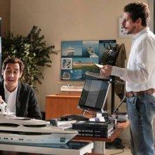 Colpi di fortuna: Luca Bizzarri e Paolo Kessisoglu in una scena