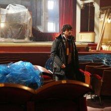 Il capitale umano: Fabrizio Bentivoglio in una scena del film