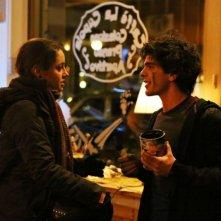 Il capitale umano: Giovanni Anzaldo in un momento del film con Matilde Gioli