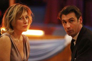 Il capitale umano: Valeria Bruni Tedeschi in una scena del film con Fabrizio Gifuni