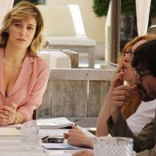 Il capitale umano: Valeria Bruni Tedeschi in una scena insieme a Luigi Lo Cascio