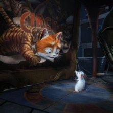 Il castello magico: una scena del film d'animazione