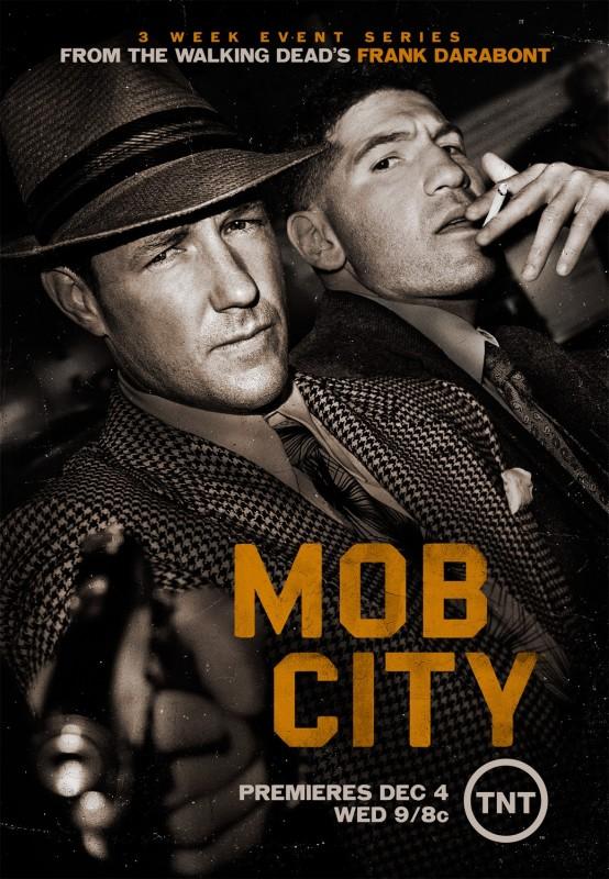 Mob City Un Nuovo Poster Per La Serie Tnt 294334