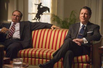 The Butler - Un maggiordomo alla Casa Bianca: Alan Rickman in una scena
