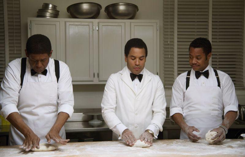 The Butler Un Maggiordomo Alla Casa Bianca Cuba Gooding Jr Con Forest Whitaker E Lenny Kravitz In Un 294369