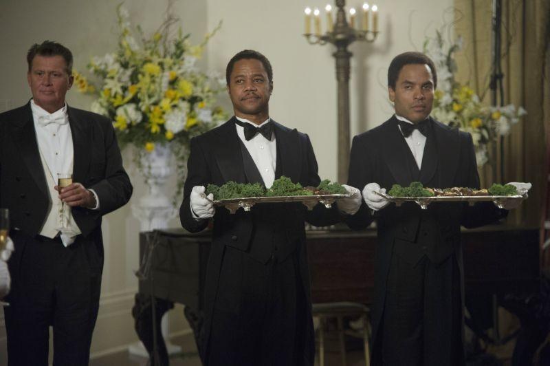 The Butler Un Maggiordomo Alla Casa Bianca Cuba Gooding Jr Con Lenny Kravitz In Una Scena Del Film 294372