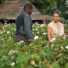 The Butler - Un maggiordomo alla Casa Bianca: David Banner con Mariah Carey in una scena