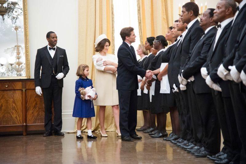 The Butler Un Maggiordomo Alla Casa Bianca James Mardsen In Una Scena Con Minka Kelly 294402