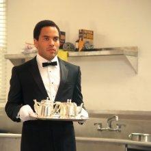 The Butler - Un maggiordomo alla Casa Bianca: Lenny Kravitz in una scena del film