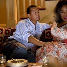 The Butler - Un maggiordomo alla Casa Bianca: Terrence Howard e Oprah Winfrey in una scena del film