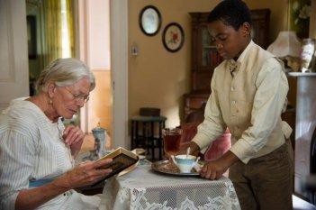 The Butler - Un maggiordomo alla Casa Bianca: Vanessa Redgrave in una scena con Michael Rainey Jr.