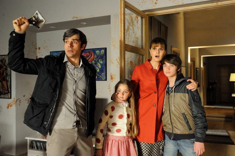 Un Boss In Salotto Paola Cortellesi Con Luca Argentero In Un Immagine Del Film 294481