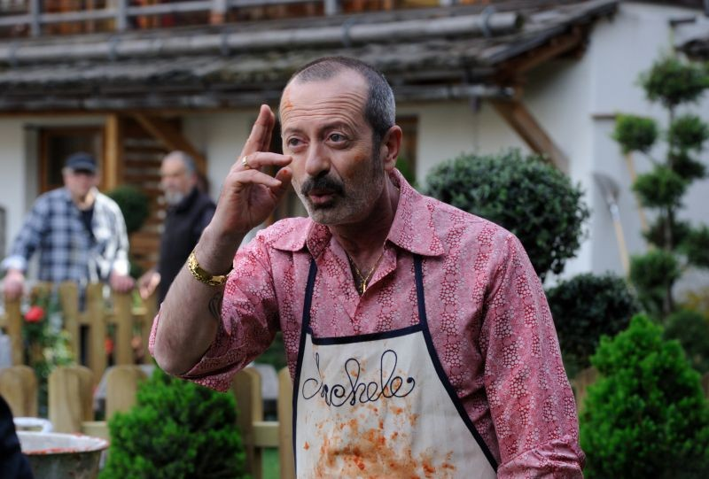 Un boss in salotto: Rocco Papaleo in una divertente scena